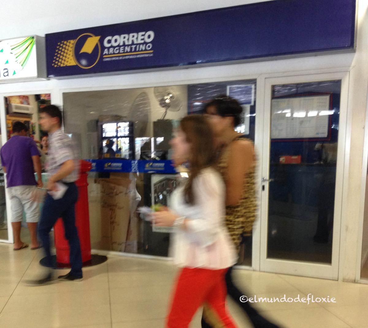 Correo Argentino EZE